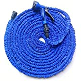 FWQPRA 50FT NEW Retractable Hose Hookah After 15 Meters Hose With Gun Imperial Magic Hose Garden Tool