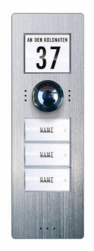 m-e modern-electronics 3 FAM. Video-AUßENSTATION VDV 730