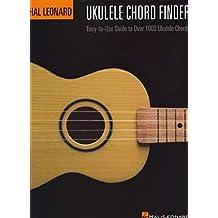 Hal Leonard Ukulele Chord Finder: Noten, Technik für Ukulele