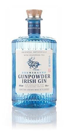 Gunpowder irish gin drumshanbo 43 50cl for Garden shed gin