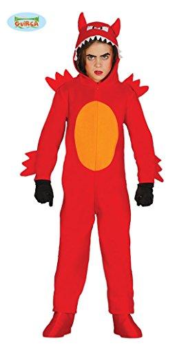 Teufel Halloween Kostüm für Kinder Teufelkostüm Jungen Halloween Gr. 110-146, (Kostüme Jungen Teufel Für Halloween)