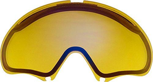 Lentes de repuesto para Oakley A FRAME2.0gafas para la nieve, Lihgt Yellow Mirror