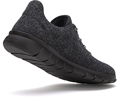 Giesswein 49300 572, Sneaker donna Anthrazit