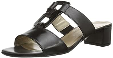 Gabor Shoes Gabor 85.600.37 Damen Clogs & Pantoletten, Schwarz (schwarz), EU 42.5 (UK 8.5) (US 11)