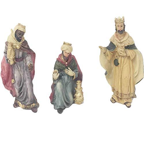 junsa Set de 3 Figuras Reyes Magos