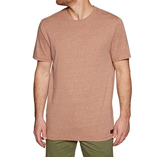 BILLABONG All Day Crew Short Sleeve T-Shirt Small Hazel - Alles Short Sleeve T-shirt