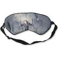 Sleep Eye Mask Clowns Horror Lightweight Soft Blindfold Adjustable Head Strap Eyeshade Travel Eyepatch E12 preisvergleich bei billige-tabletten.eu