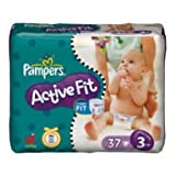 Pampers Active Fit Gr.3, 37er/Pack