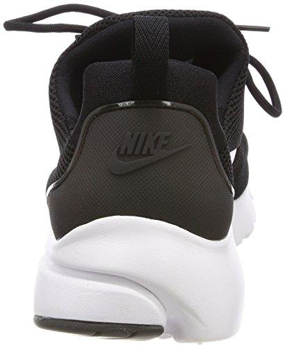 Nike Presto Fly, Baskets Homme Noir (Black/White-Black 002)
