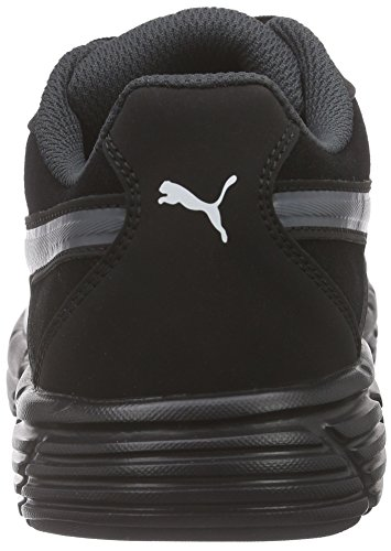 Puma Unisex-Erwachsene Axis V4 SD Low-Top, 42.5 EU Schwarz (black-dark shadow 01)