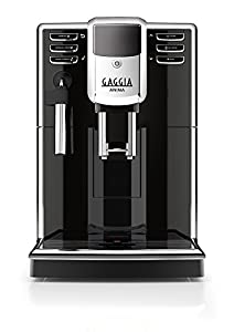 Gaggia RI8760/18 Anima Coffee Machine, 1850 W, 15 Bar, Black