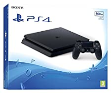 PS4 Slim 500 Go + Qui es-tu ? (Digital)