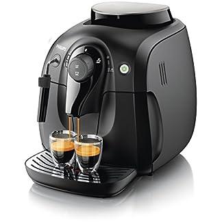 Expresso-Kaffee-SAECO-VAPORE-2000-Schwarz-Automatica-SAECO-HD8651-01