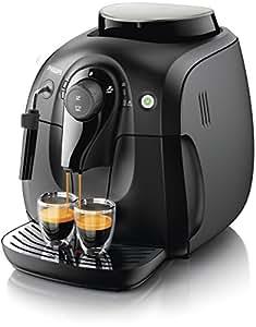 Philips HD8651/01 Machine Espresso Super Automatique Serie 2000 Noir