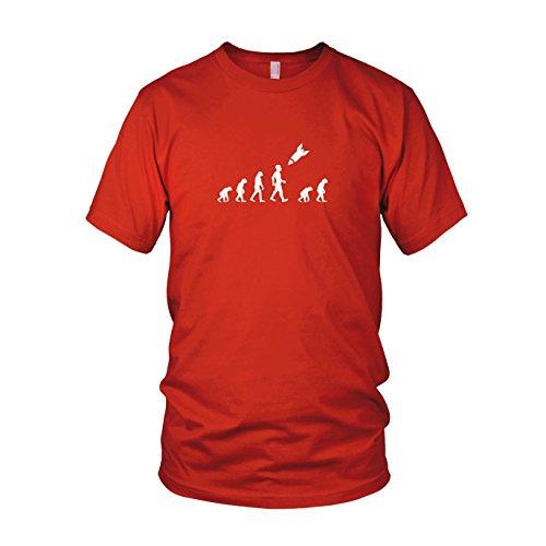 War Evolution - Herren T-Shirt Rot