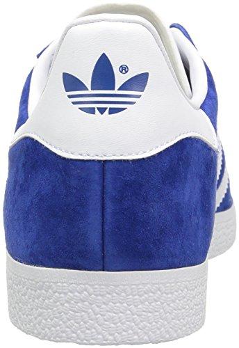 top Adidas Unisex Baixo Gazela Royal Branco adult qwTPIw