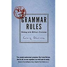 Grammar Rules (English Edition)