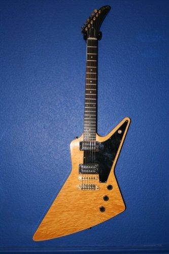 Flying V-gitarre Bei (Gibson Baupläne für E-Gitarren, Explorer, Firebird Studio, Flying-V, 3 Stück)
