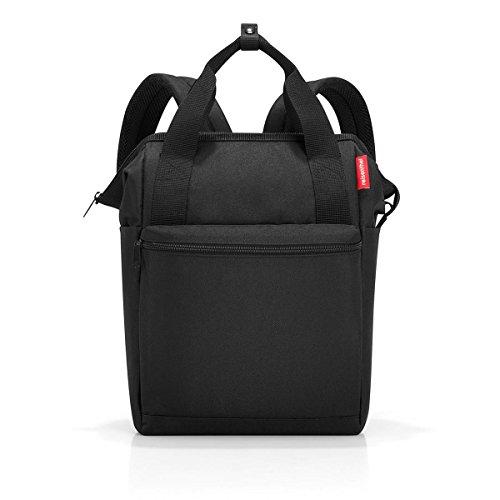 reisenthel allrounder R large Rucksack Tasche 23 Liter - 29 x 45,5 x 19,5 cm black -