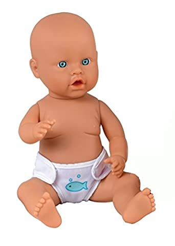 Dolls World Bathtime