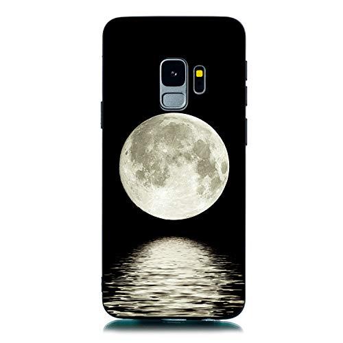 Preisvergleich Produktbild Bling Weiche Glitter Dünn Slim Klar Flexible Silikon TPU für Samsung S9