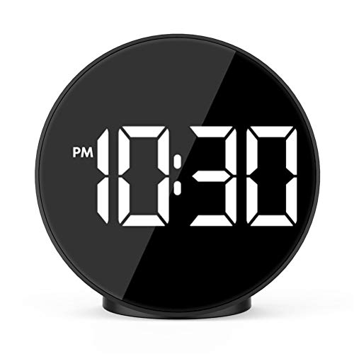 DESHOME Despertador electrónico LED