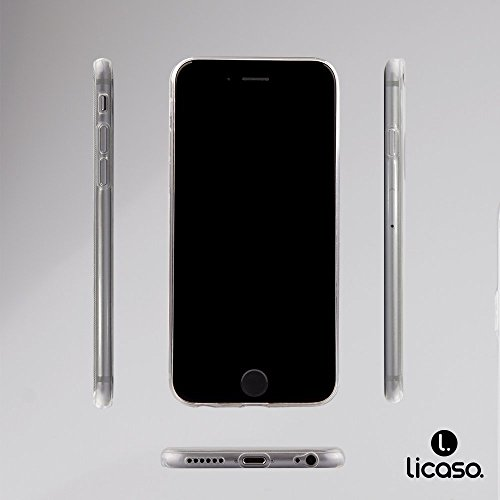 iPhone 5 5S SE Hülle von licaso® für das Apple iPhone 5 5S SE aus TPU Silikon Muster Better Latte Than Never Cafe Frühstück Macchiato ultra-dünn schützt Dein iPhone 5 & ist stylisch Schutzhülle Bumper Magic is Something you Make