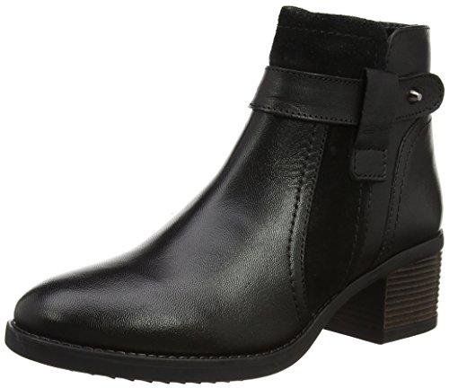 Lotus Women's Makayla Boots, Black (Black Leather), 7 UK 40 EU