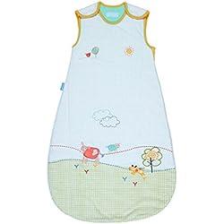 GROEP|#Gro Premium - Saco de dormir, 0-6 meses, diseño colinas, tog 2.5,Color