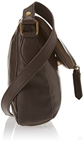 Timberland Tb0m5683, Borsa a Tracolla Donna, 6x19x22.5 cm (W x H x L) Marrone (Chocolate Brown)