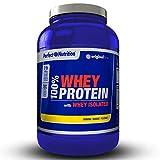 Proteinas Whey isolate 100% proteina de suero hidrolizada de alta calidad - 908g...