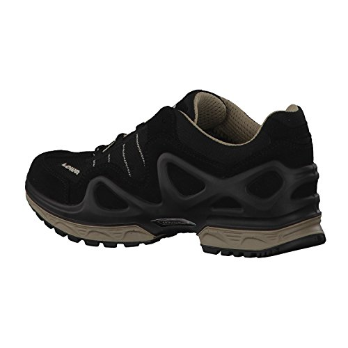 WS Femme GTX de champanger schwarz Noir Hautes Lowa Randonnée Chaussures Gorgon 04wE7