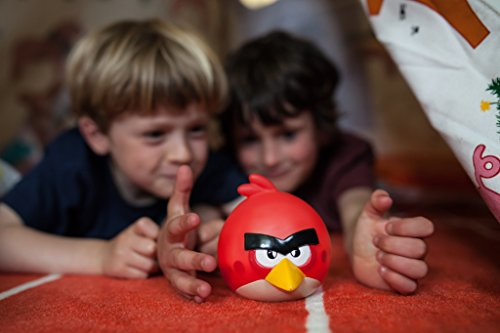 Image of Angry Birds Illumi-Mate Colour changing Light, Plastic, Red