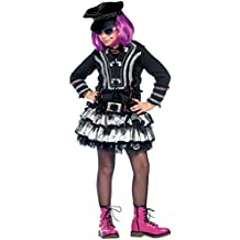 COSTUME ROBE CARNAVAL LADY GAGA fancy dress halloween cosplay veneziano party 50728 Size 16