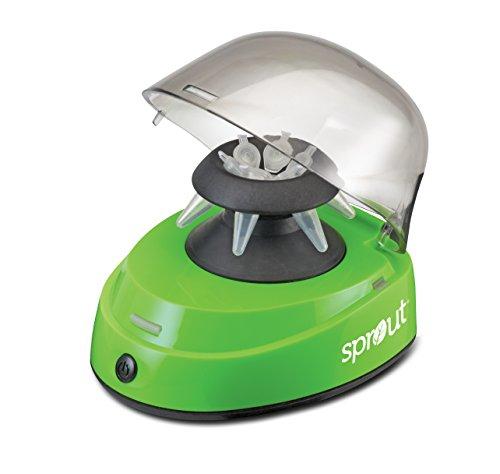 Heathrow Scientific Sprout HD120301 - Mini centrifuga compatta, colore: verde