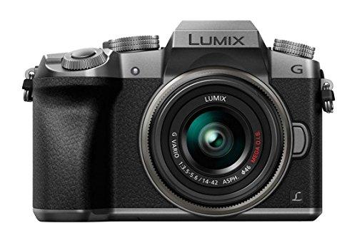 G7 Panasonic (Panasonic Lumix DMC-G7/DMC-G70 14-42 / 3.5-5.6 Lumix G Vario OIS ASPH)