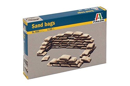 Italeri 0406S - Sandsäcke