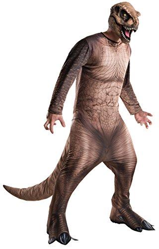 Adult Jurassic World T-Rex Fancy Dress Costume - T Rex Kostüm Jurassic World