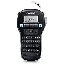 Dymo LabelManager 160 Étiqueteuse de Bureau Clavier QWERTY