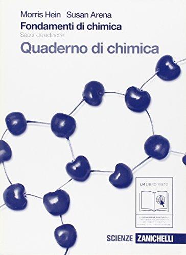 Fondamenti di chimica. Quaderno di chimica. Per le Scuole superiori. Con espansione online