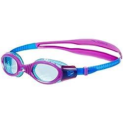 Speedo Futura Biofuse Flexiseal Junior, Gafas de Natación Unisex niños, Multicolor (Morado/Azul), Única (6 - 14 años)