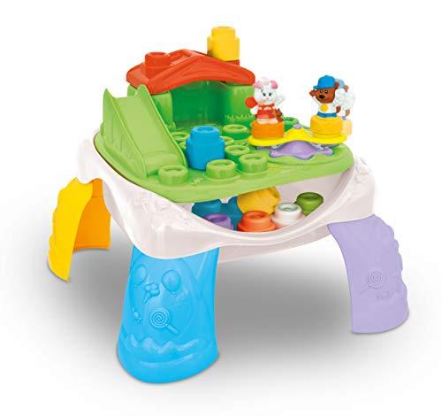 Clementoni 14829 tavolo parco giochi