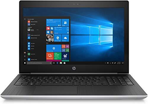 HP 3QL87ES#ABD Laptop (AMD A-Series A9-9240P, 8GB RAM, AMD Radeon R5, Win 10 Pro) Silber/Schwarz Serie 8x Dl Dvd