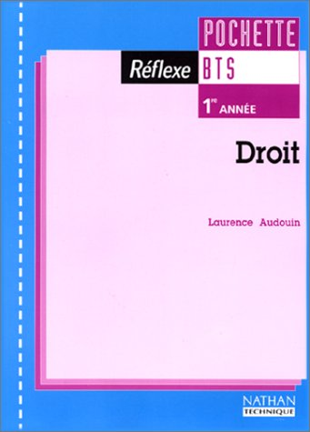 Droit - BTS, tome 1