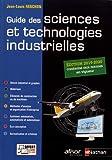 Guide des sciences et technologies industrielles 2019-2020 - Elève - 2019...