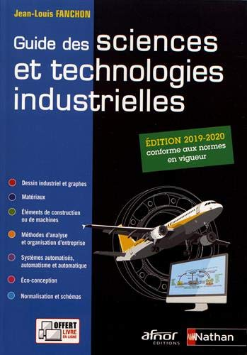 Guide des sciences et technologies industrielles 2019-2020 - Elève - 2019