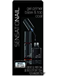 SensatioNail Primer/Base Topcoat Refill, 1er Pack (1 x 2 Stück)