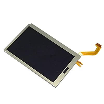 OSTENT Top Upper LCD Display Repair Parts Screen Replacement Compatible for Nintendo 3DS Console by OSTENT