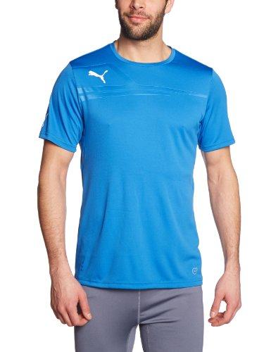 PUMA Herren T-Shirt King Training Jersey Puma Royal/dark Gray Heather