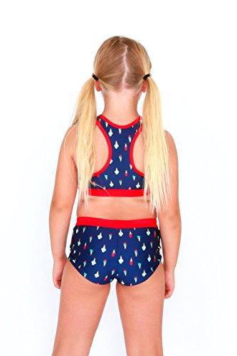 La-V Fille Bikini Sport